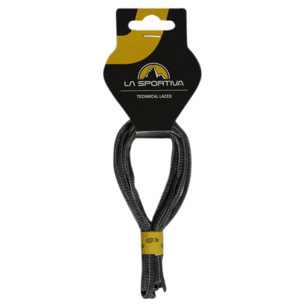 Mountain Running Laces Grey