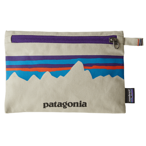 Zippered Pouch P-6 Fitz Roy: Bleached Stone