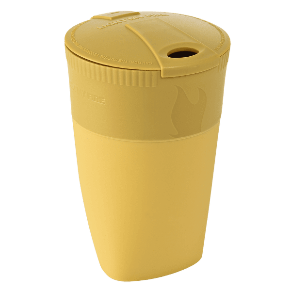 Pack Up Cup MustyYellow