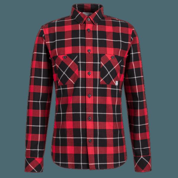 Alvra Longsleeve Shirt Men 00093 black-magma