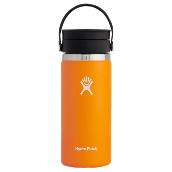 Wide Mouth with Flex Sip Lid 16 oz 820 CLEMENTINE