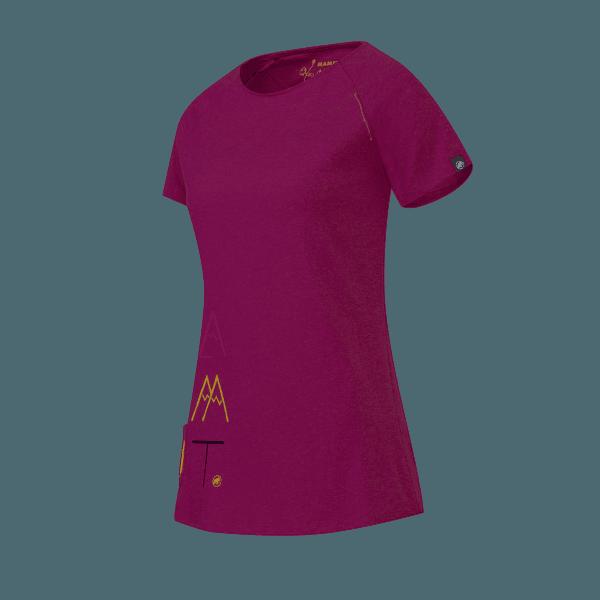 Meteora T-Shirt Women radiance mélange 6172