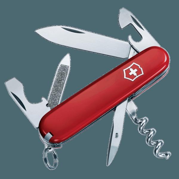 Swiss Army Knife Sportsman Red