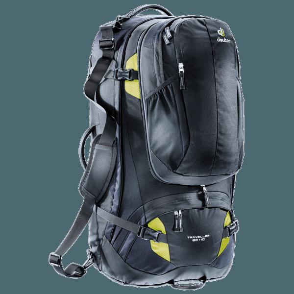 Traveller 80+10 (3510215) black-moss