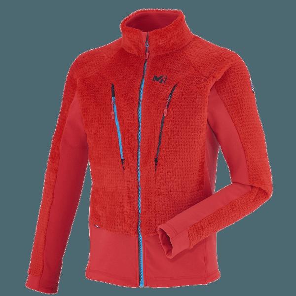 Trilogy X Wool Jacket Men RED - ROUGE