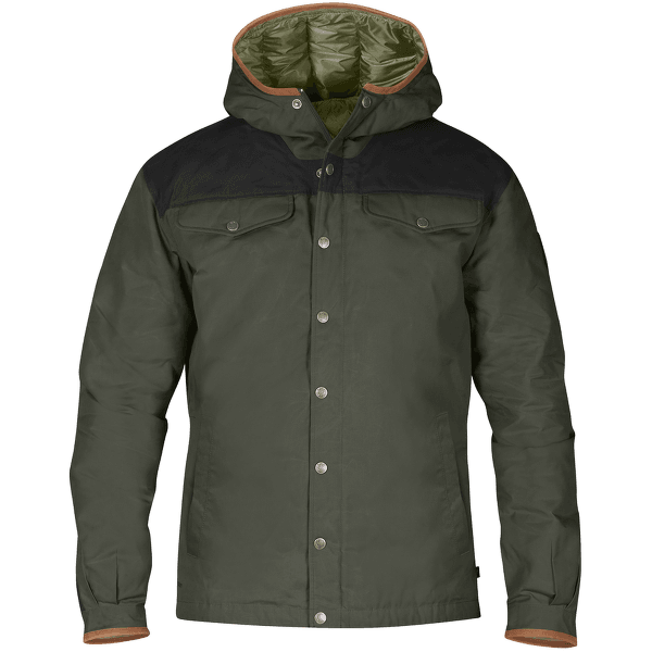 Greenland No.1 Down Jacket (81394) Mountain Grey