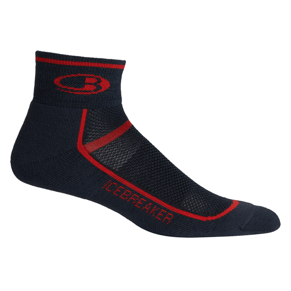 Multisport Light Cushion Mini Men Oil/CHILI RED