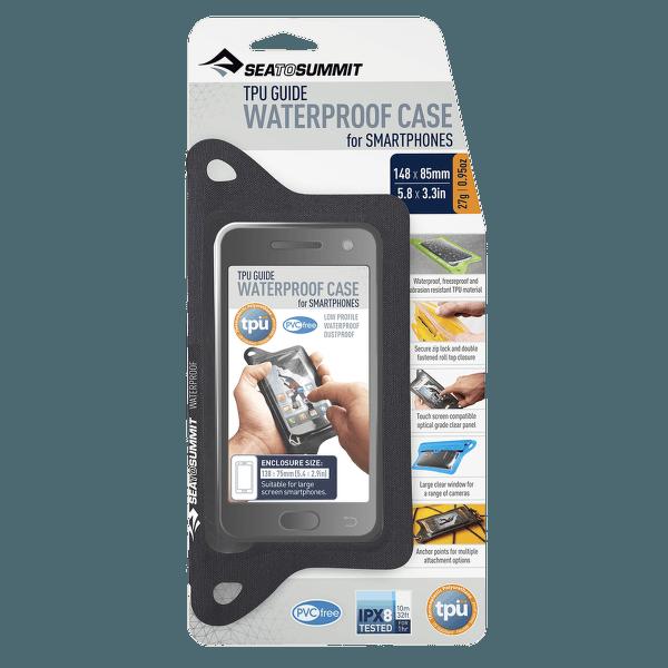 Voděodolný obal pro Smartphone Black