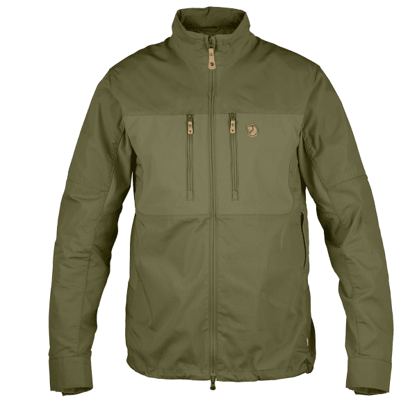 Abisko Shade Jacket Men Savanna