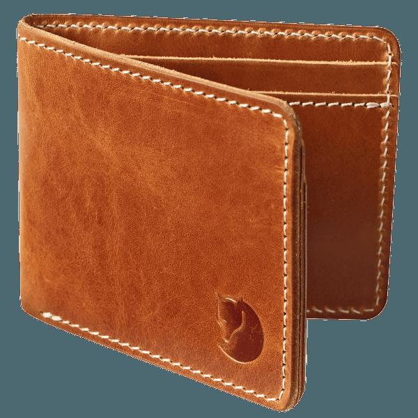 Ovik Wallet Leather Cognac