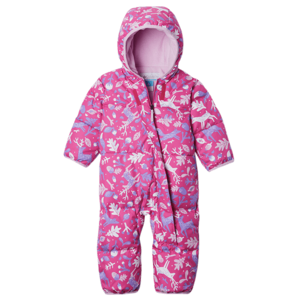 Snuggly Bunny™ Bunting Kids Pink Ice Reindeer, Pink Clover 700