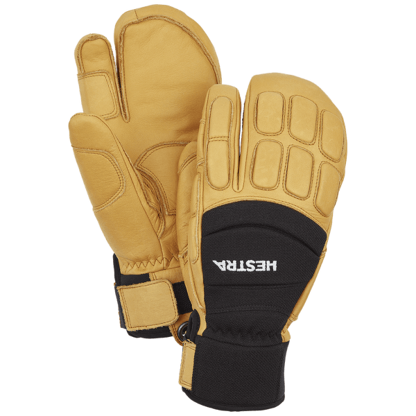Vertical Cut CZone 3-finger Svart/Tan