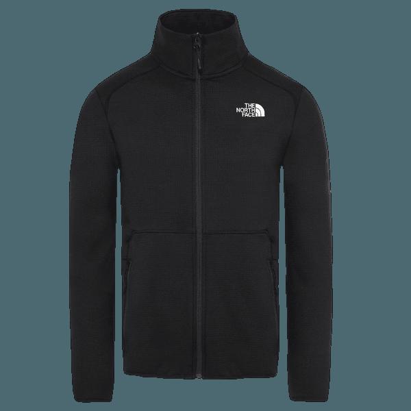 Quest FZ Jacket Men TNF BLACK