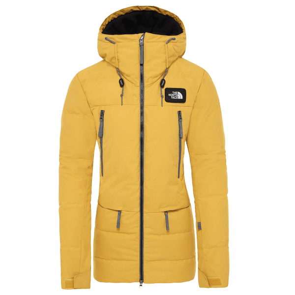 Pallie Down Jacket Women GOLDEN SPICE