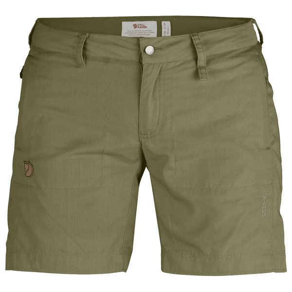 Abisko Shade Shorts Women Savanna
