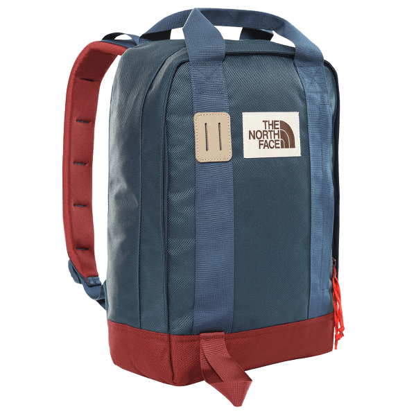 Tote Pack BLUE WING TEAL/BAROLO RED