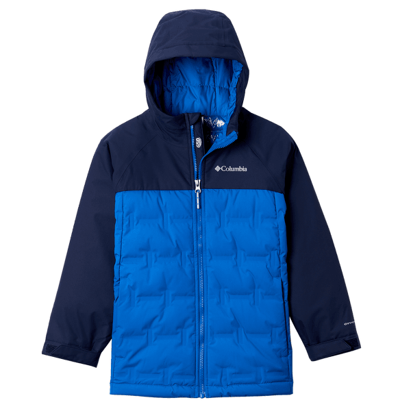 GRAND TREK™  Down Jacket Bright Indigo, Collegiate Navy 432