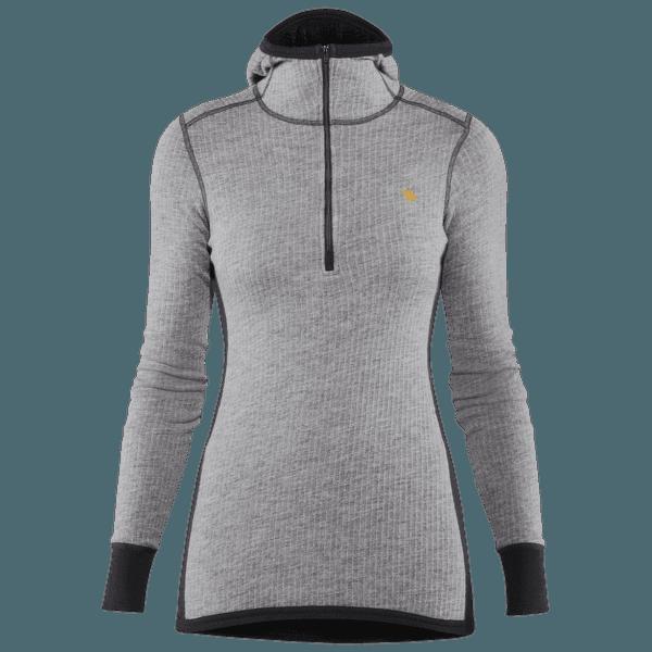 Bergtagen Woolterry Hoodie Women Grey 020