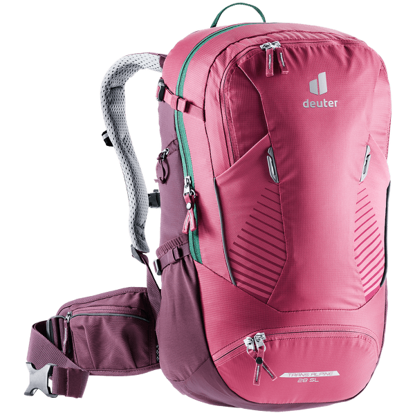 Trans Alpine 28 SL (3200121) ruby-blackberry