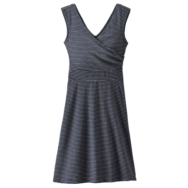Porch Song Dress High Tide: New Navy