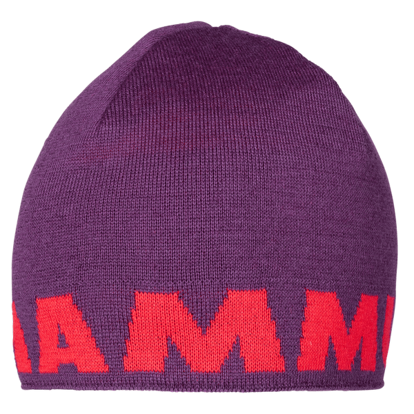 Mammut Logo Beanie (1191-04891) grape-sunset
