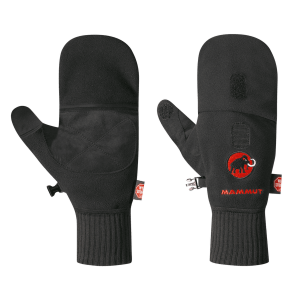 Shelter Mars Glove black 0001