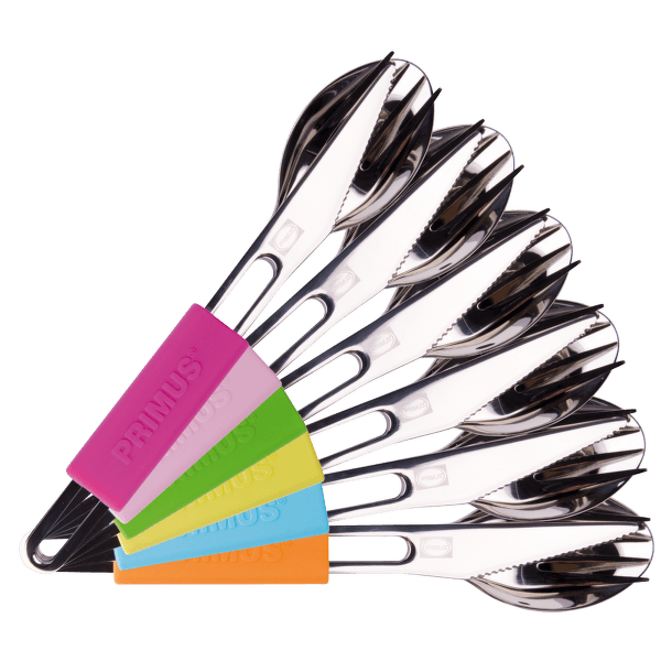 Leisure Cutlery Kit Leaf green