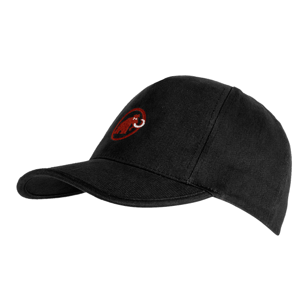 Baseball Cap Mammut black-fire 0055