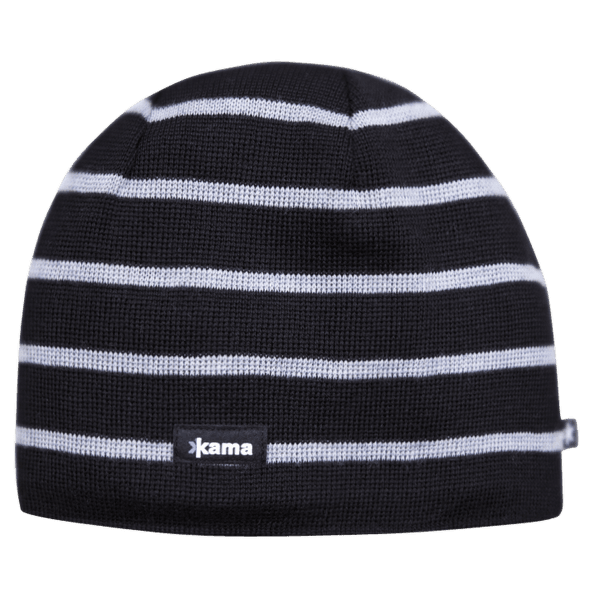 A77 Knitted Hat black
