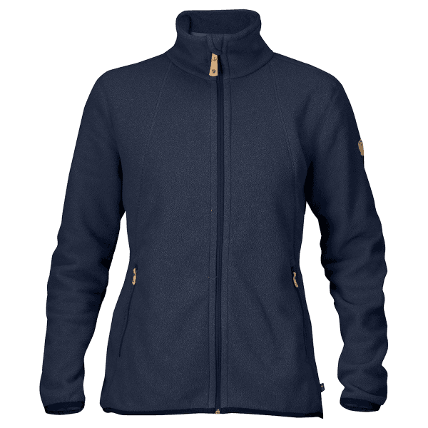 Stina Fleece Women Dark Navy