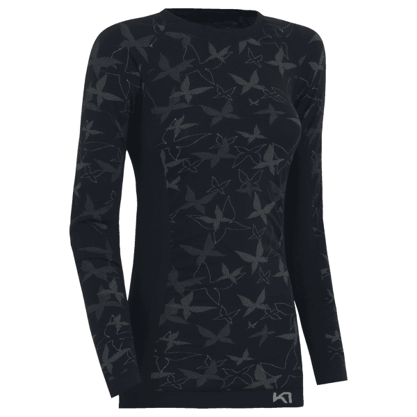 Butterfly L/S II Women (621553) BLACK