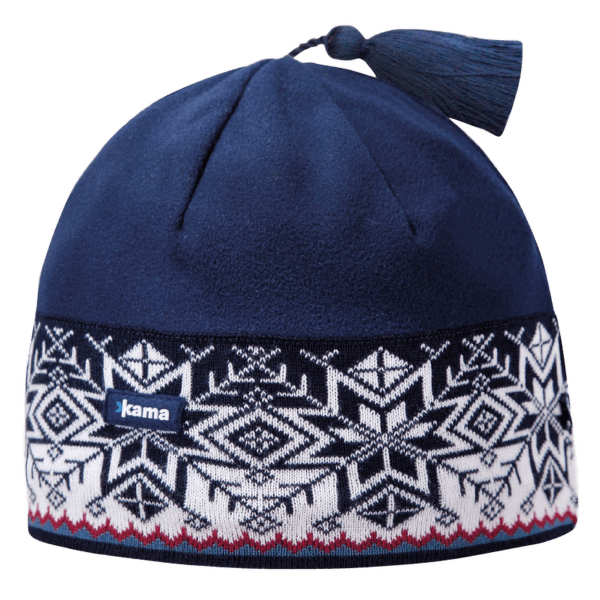A52 Knitted Hat 108 navy