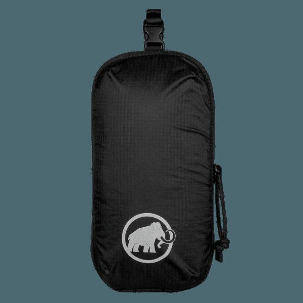 Add-on shoulder harness pocket black 0001