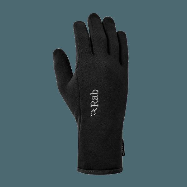 Power Stretch Contact Glove Men Black