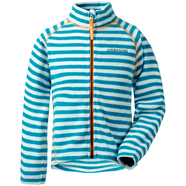 Monte Print Jacket Kids 2 918 GLACIER BLUE