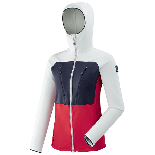 Trilogy Ultimate Power Hoodie Women ROUGE/DAWN