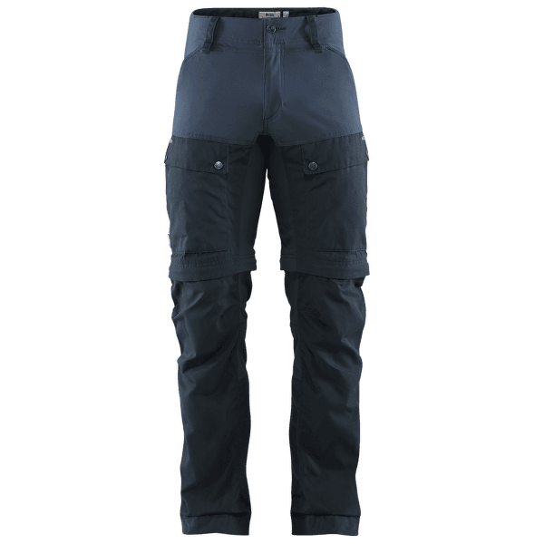 Keb Gaiter Trousers Men Dark Navy-Uncle Blue
