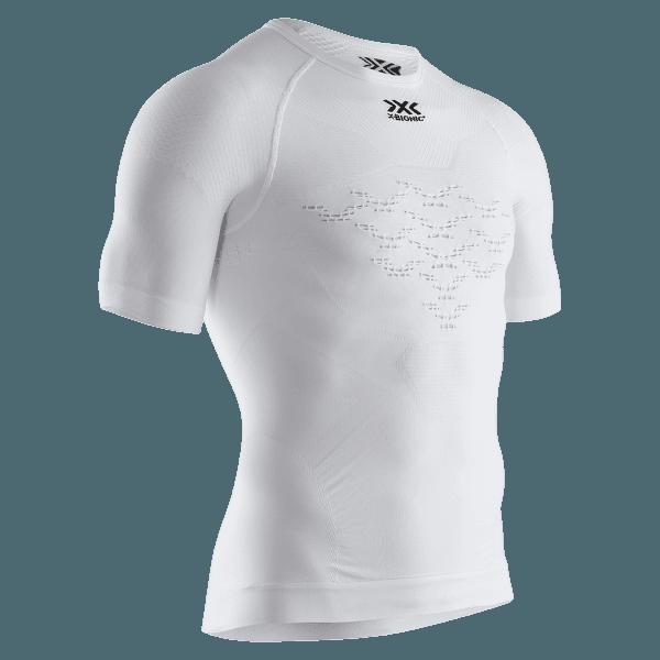 Energizer MK3 LT Shirt Round Neck SH SL Men Arctic White-Dolomite Grey