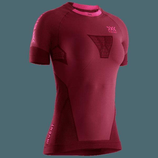 Regulator Run Speed Shirt SH SL Women Red-Neo Flamingo
