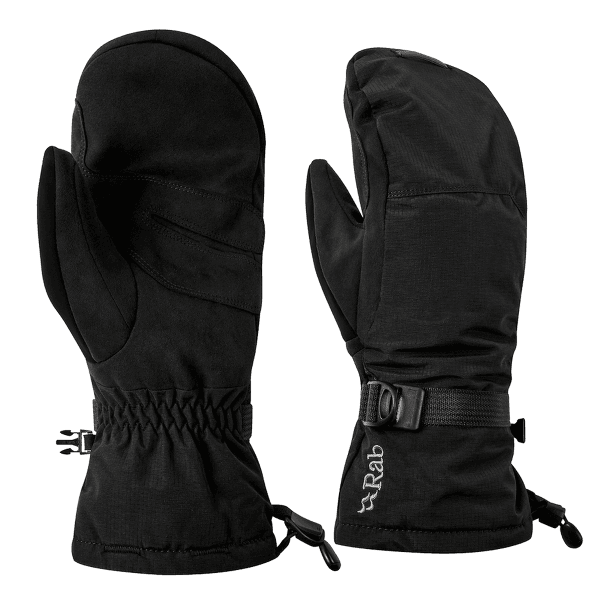 Storm Mitt Glove Black