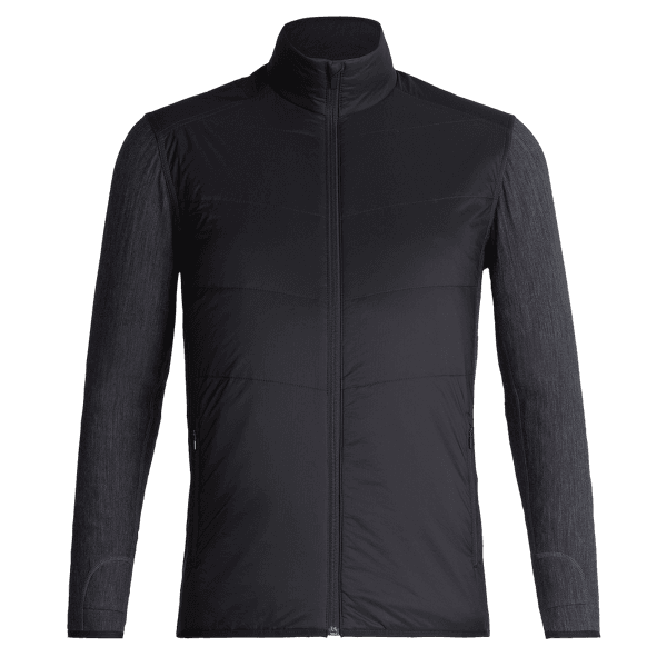 Descender Hybrid Jacket Men Black/Jet HTHR