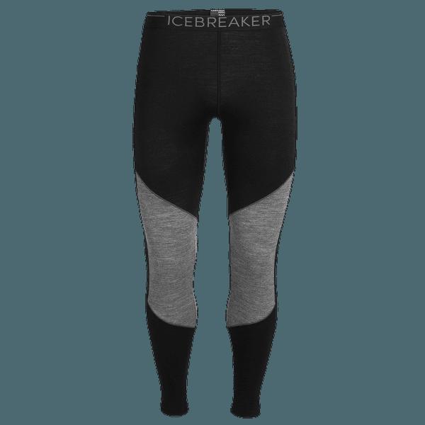 Oasis Deluxe Leggings Men Black/Gritstone HTHR