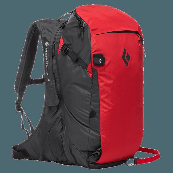 JetForce Pro Pack 35L Red