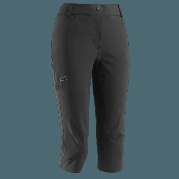 Trekker Stretch 3/4 Pant II Women BLACK - NOIR