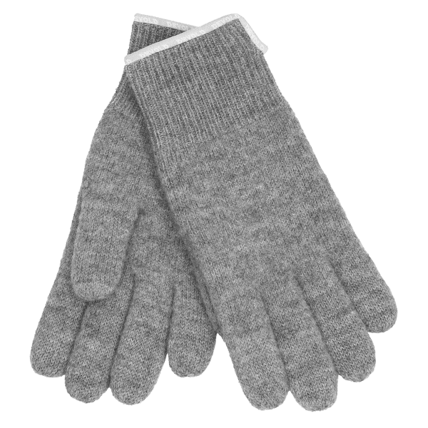 Devold Glove 770A GREY MELANGE