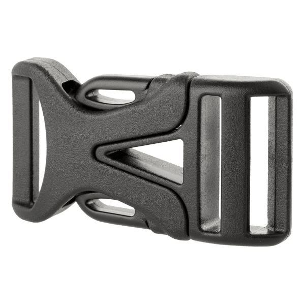 QUICK BUCKLE 20 MM BLACK - NOIR
