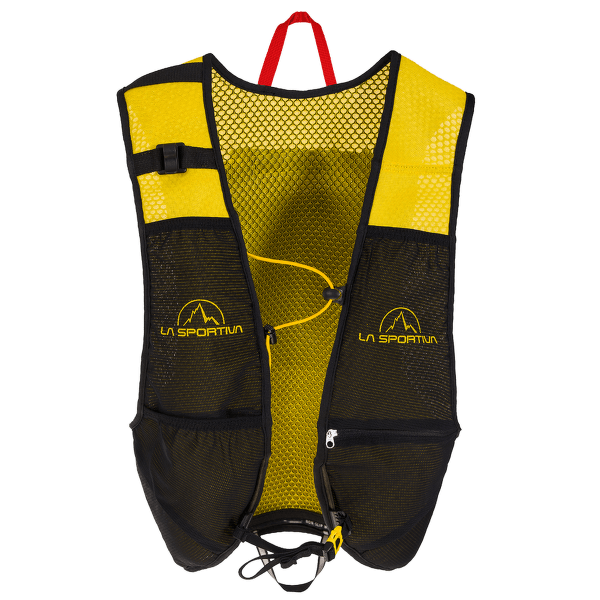Racer Vest Black/Yellow 999100