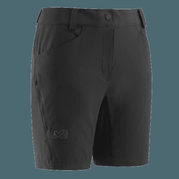 Trekker Stretch Short II Women BLACK - NOIR