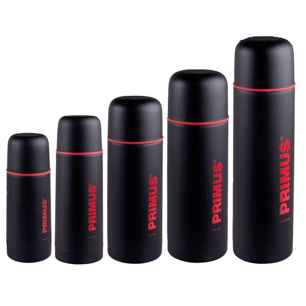 Termoska C&H Vacuum Bottle Black