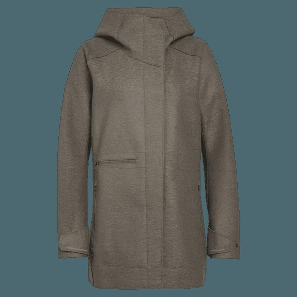Ainsworth Hooded Jacket Women DRIFTWOOD